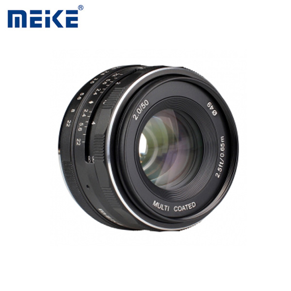 Lens MEIKE 50mm F2.0 for Sony E Mount