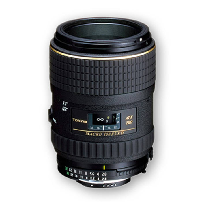 Tokina AF 100mm f2.8 MACRO for CANON