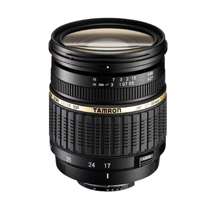 Tamron AF 17-50mm F/2.8 XR Di-II VC For Canon
