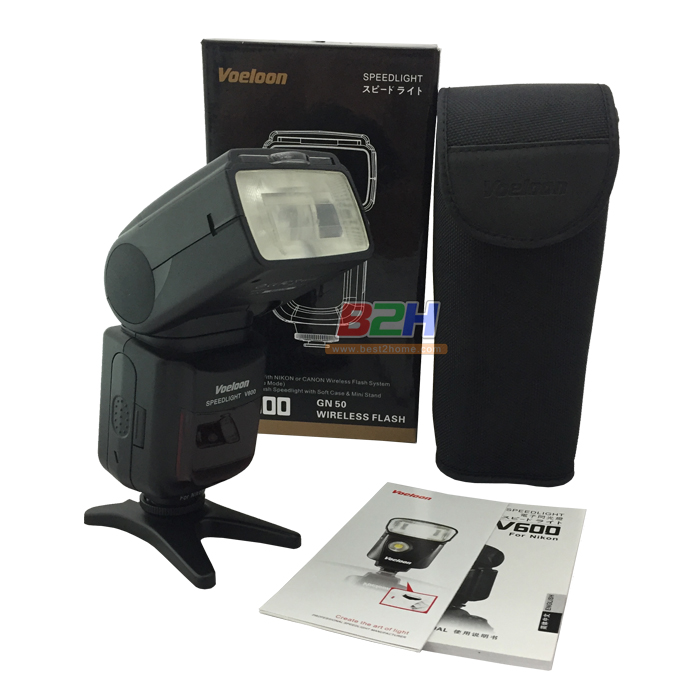 Flash Voeloon V600 for Nikon