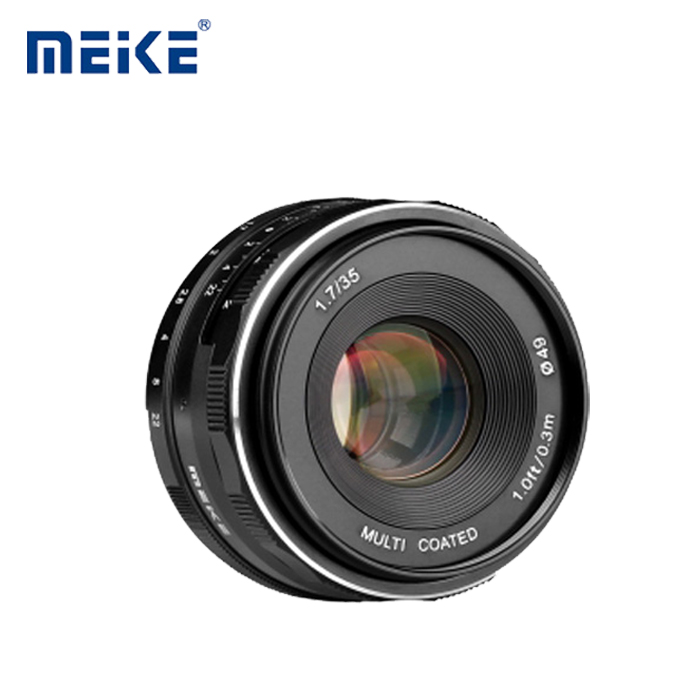 Lens MEKIE 35mm F/1.7 Manual Focus for Fujifilm X-Mount