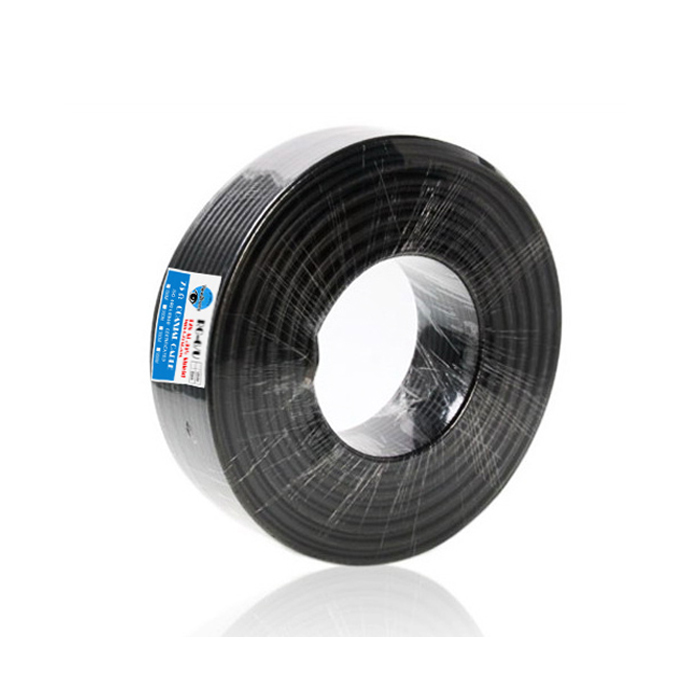 CABLE RG6128 100M + POWERFEED 0.75