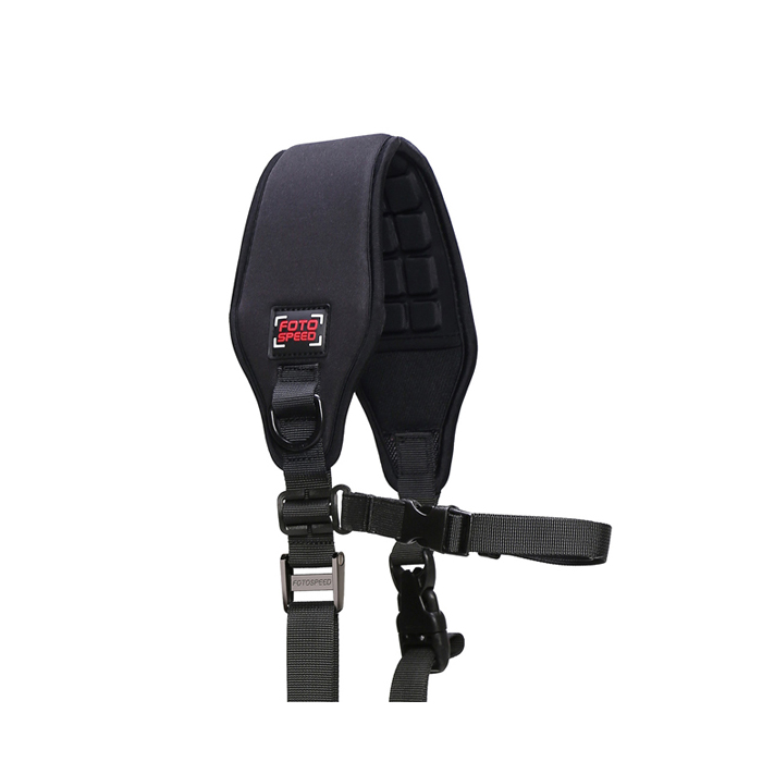 FOTO SPEED CAMERA STRAP F1 BLACK KINGKONG