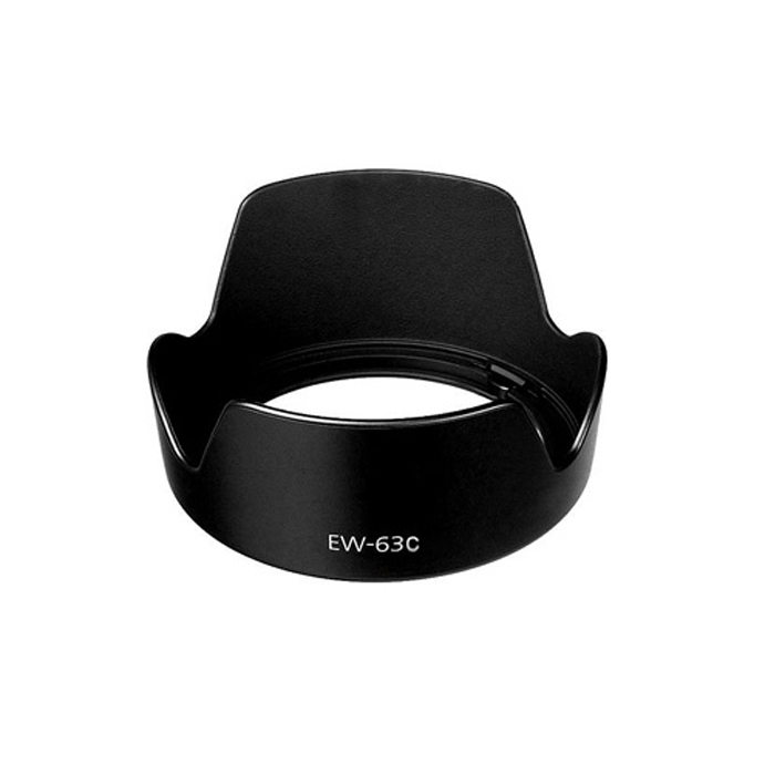 HOOD FOR CANON EW63C (for 18-55mm IS STM)