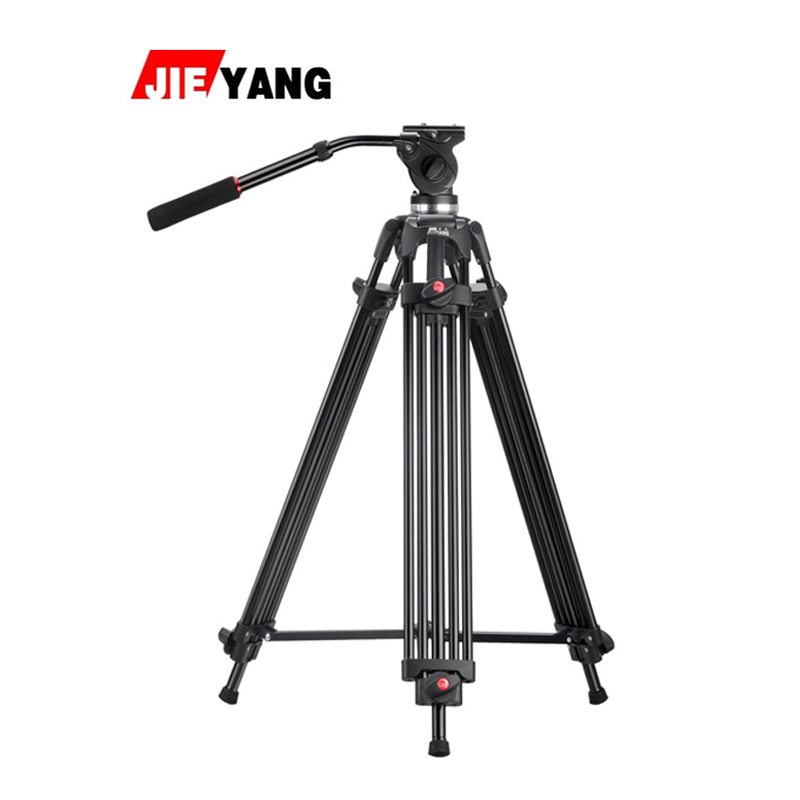 JIEYANG JY0508A ​​ Max Load 8KG Camera Tripod For Video Stand DSLR