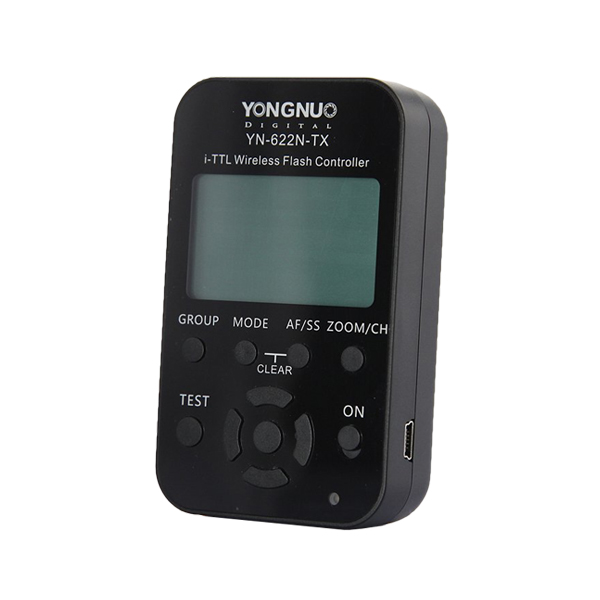 Yongnuo YN-622N-TX E-TTL II Wireless Flash Controller for Nikon