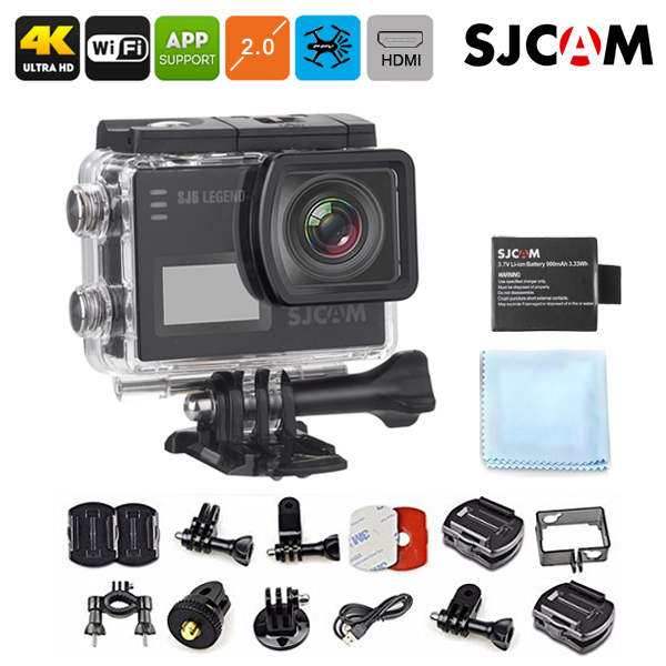 SJCAM SJ6 LEGEND Dual Screen ActionCam