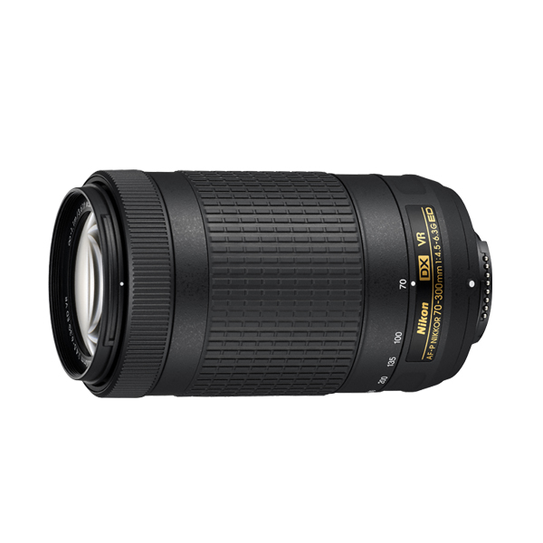 Nikon AF-P DX 70-300mm f/4.5-6.3G ED VR (No Box)