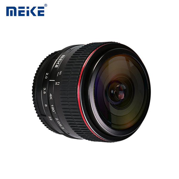 MEIKE 6.5mm F2.0 Fisheye Lens for Sony E Mount