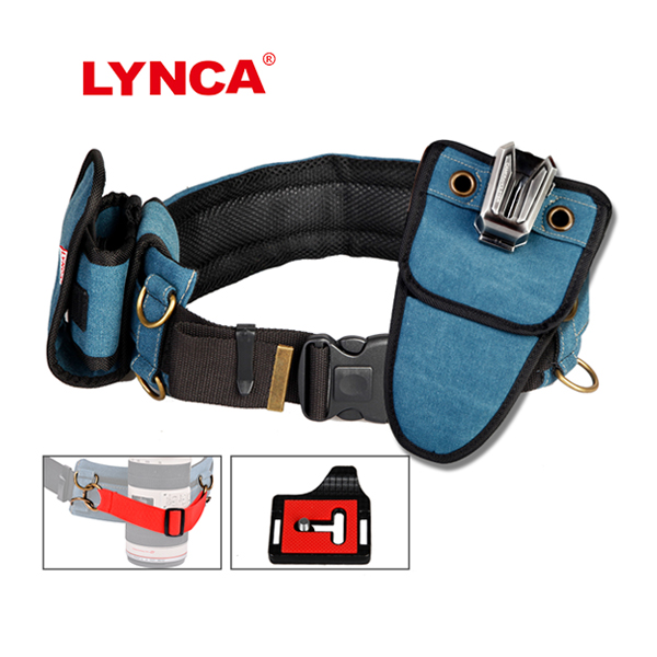 LYNCA DSLR Holster Waistband Waist Belt Buckle