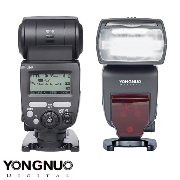 YONGNUO YN685 (GN60) iTTL HSS for Nikon (Built-in Trigger)