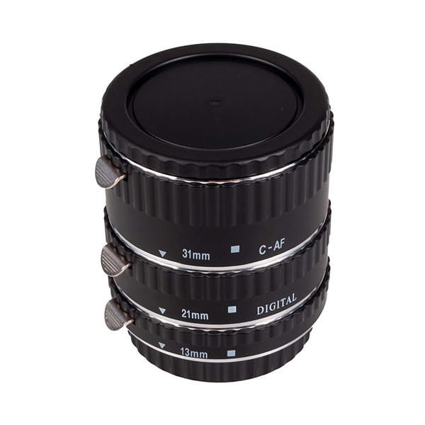 MEIKE Macro AF Extension Tube Set for Canon