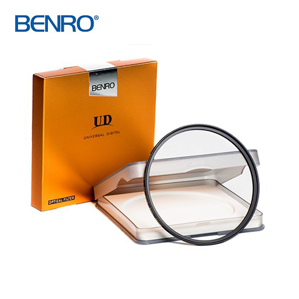 Benro UD MC UV Filter 52mm (10 Layers AR Multi-Coat)