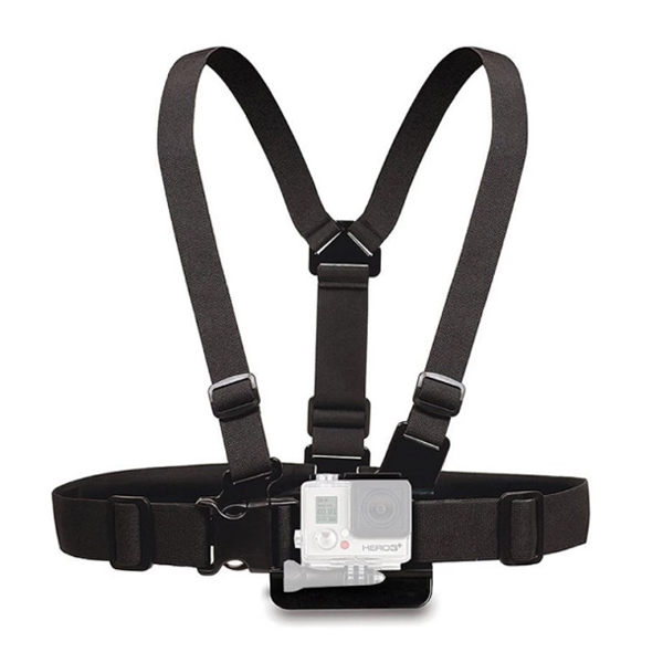 Chest Belt Strap + Tripod Mount for SJCAM,Gopro