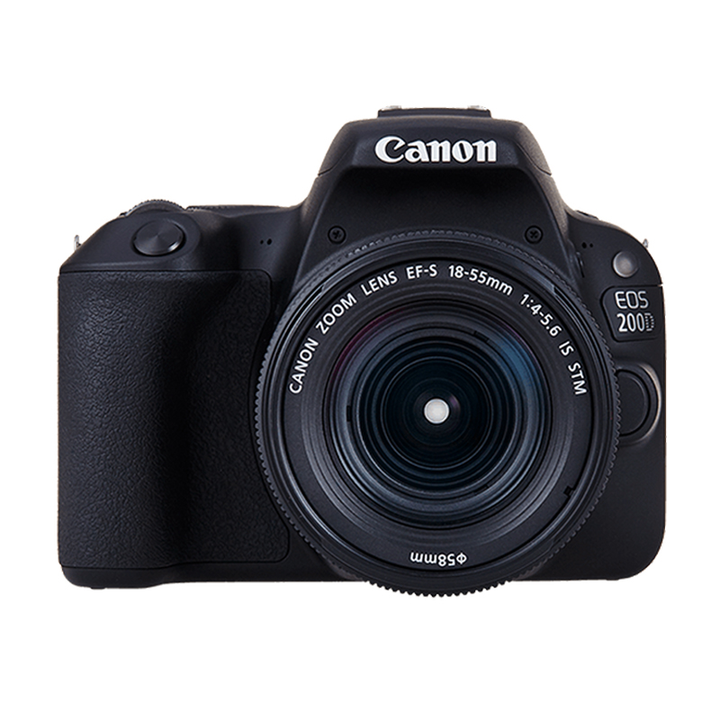 Canon EOS 200D DSLR Kit 18-55mm