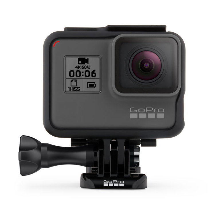 GOPRO HERO 6 Black 4K Ultra HD Camera
