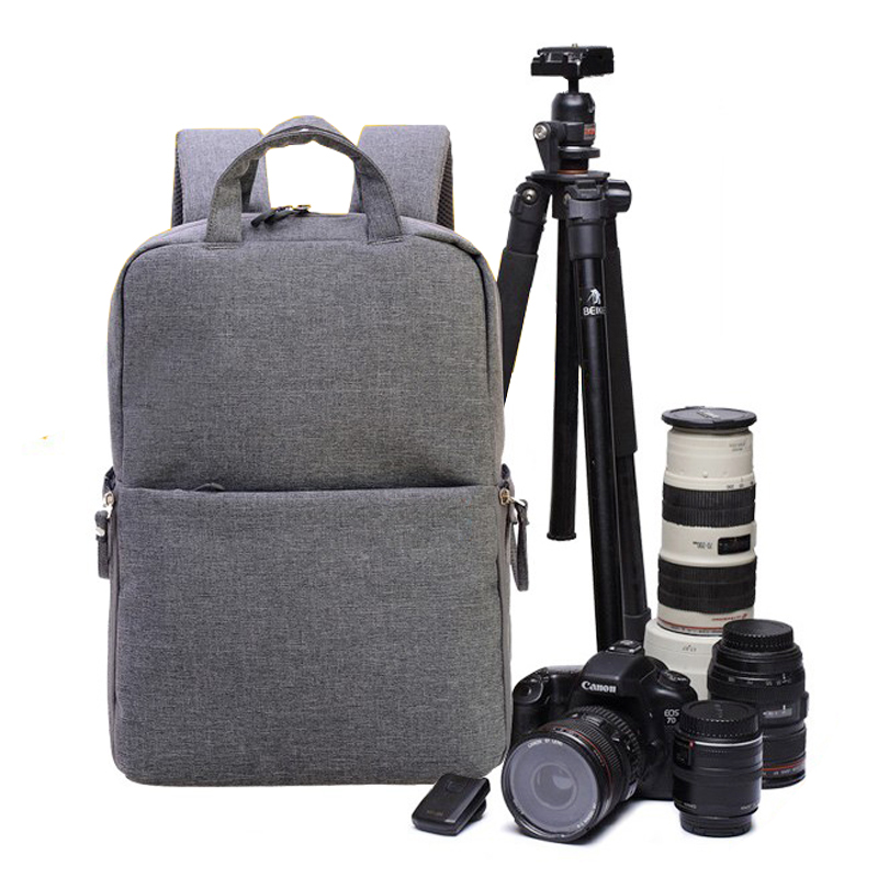 Fottos F026 Laptop Camera Backpack