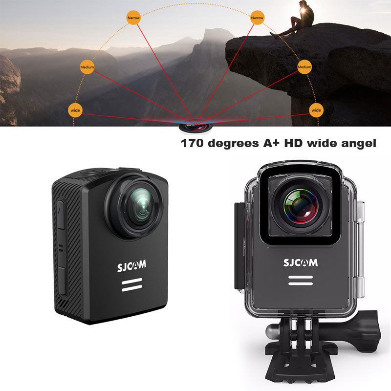 SJCAM M20 Air 12MP (1080P H.264 Full HD) Action Camera