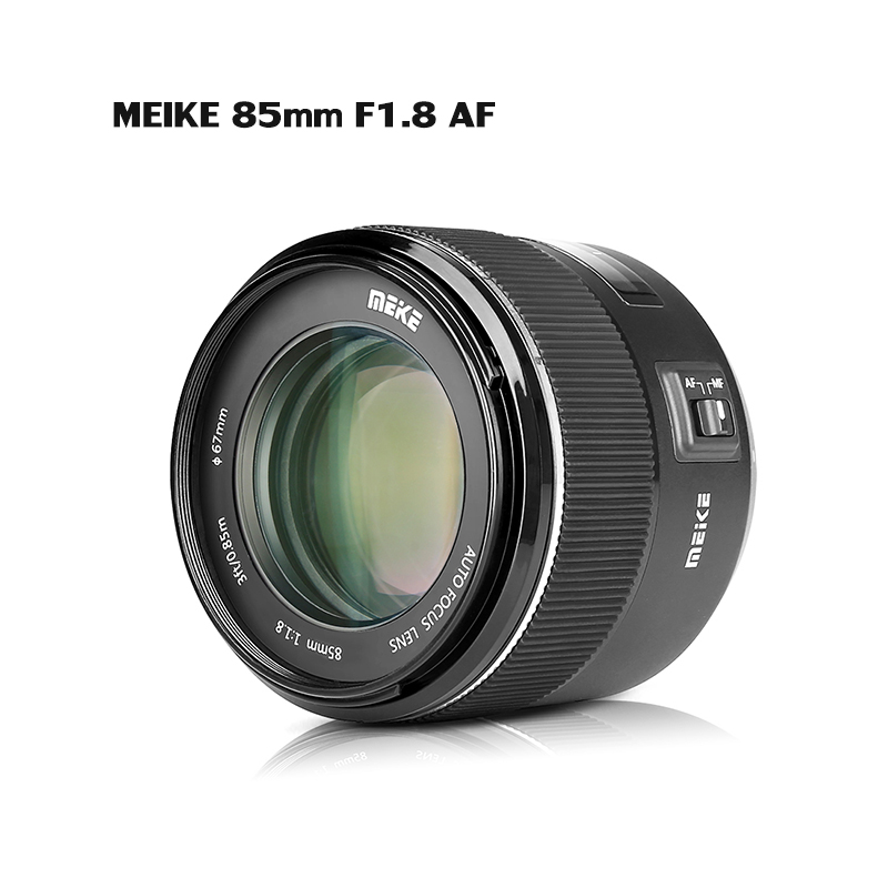 MEIKE 85mm F1.8 AF Full frame for Canon EF