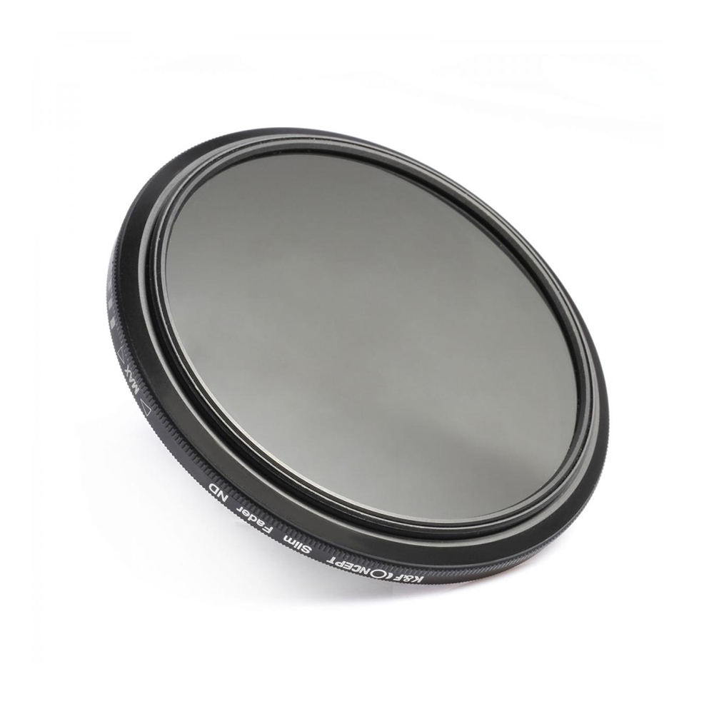 K&F CONCEPT 49mm ND2-400 Variable Neutral Density ND Filter