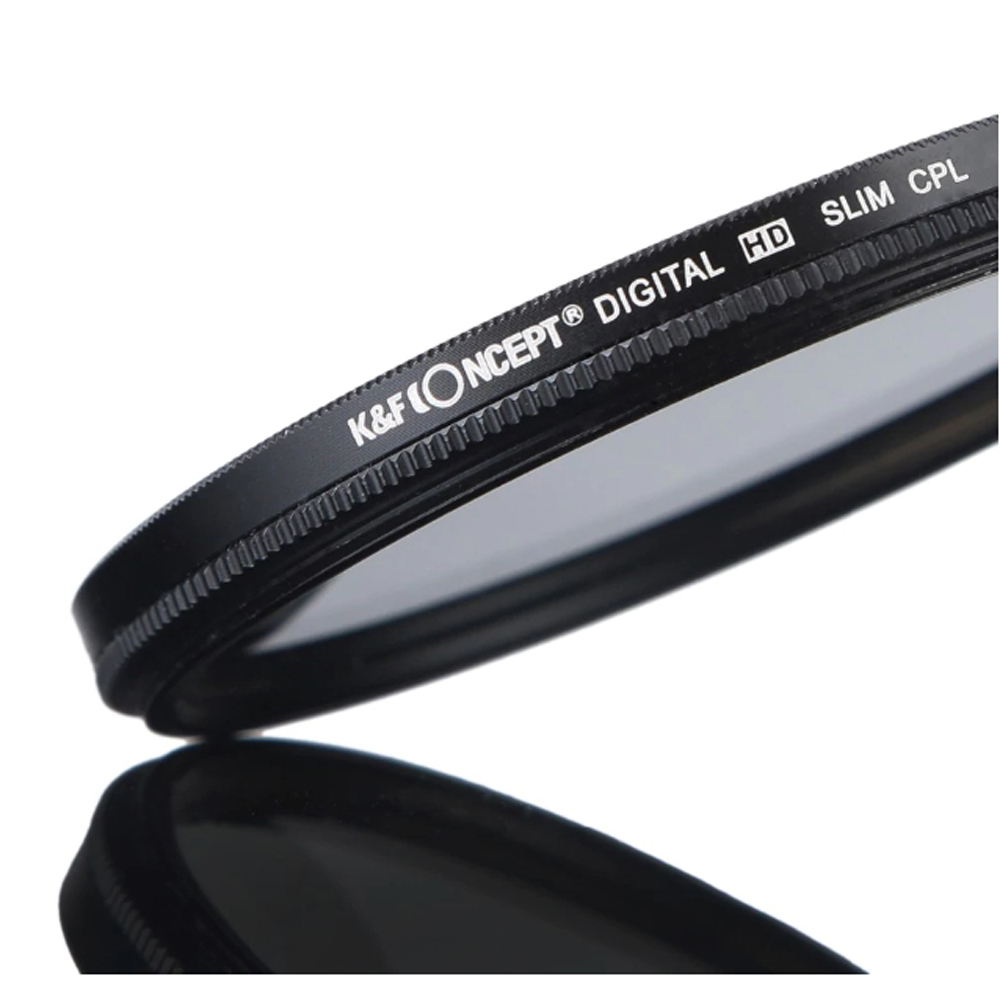 K&F CONCEPT Slim CPL Filter 67mm