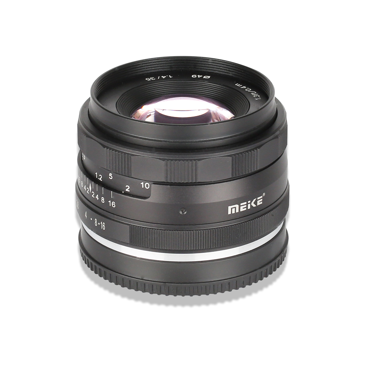 Lens MEIKE 35mm F1.4 fixed focus lens for Fuji X-Mount