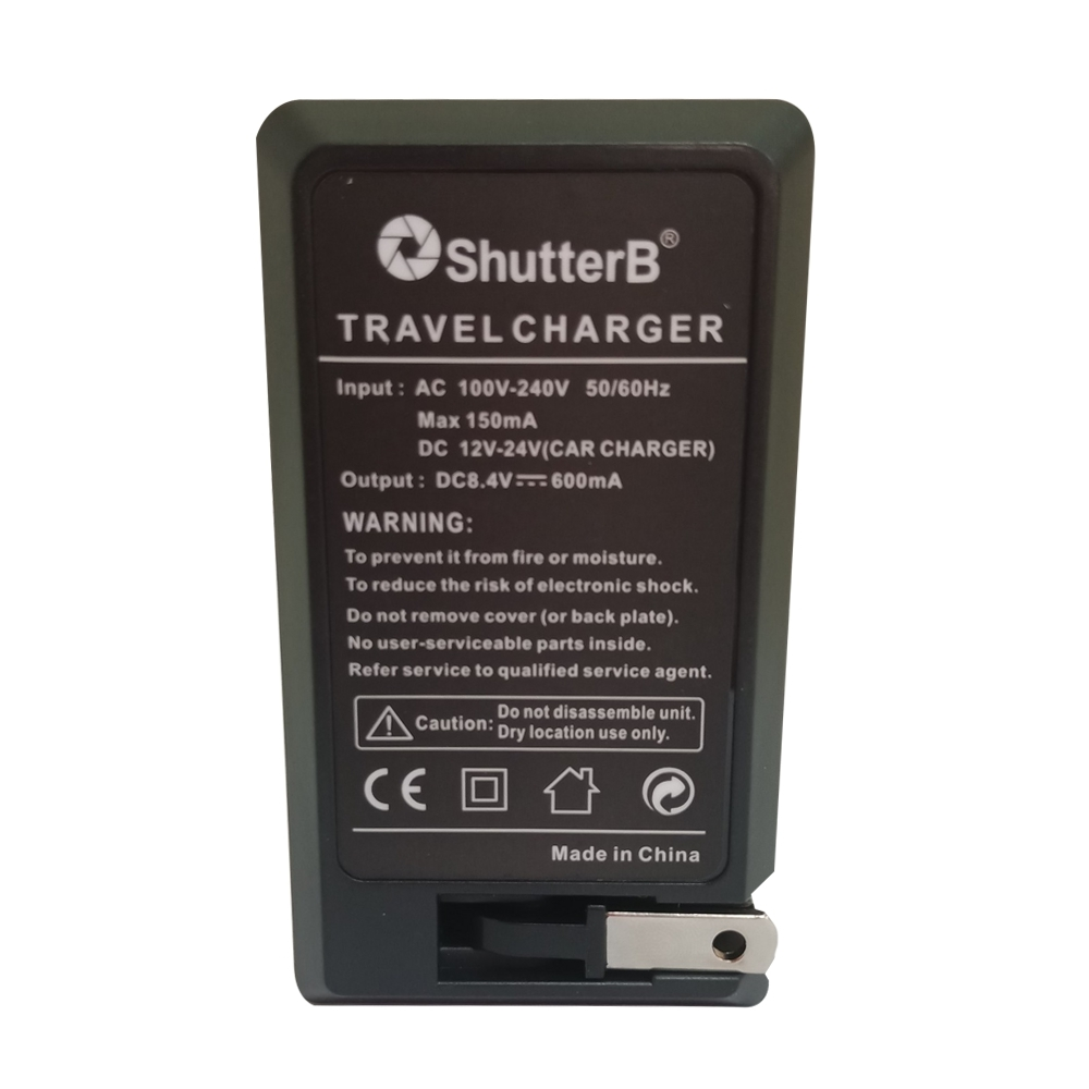 Charger for Nikon EN-EL15