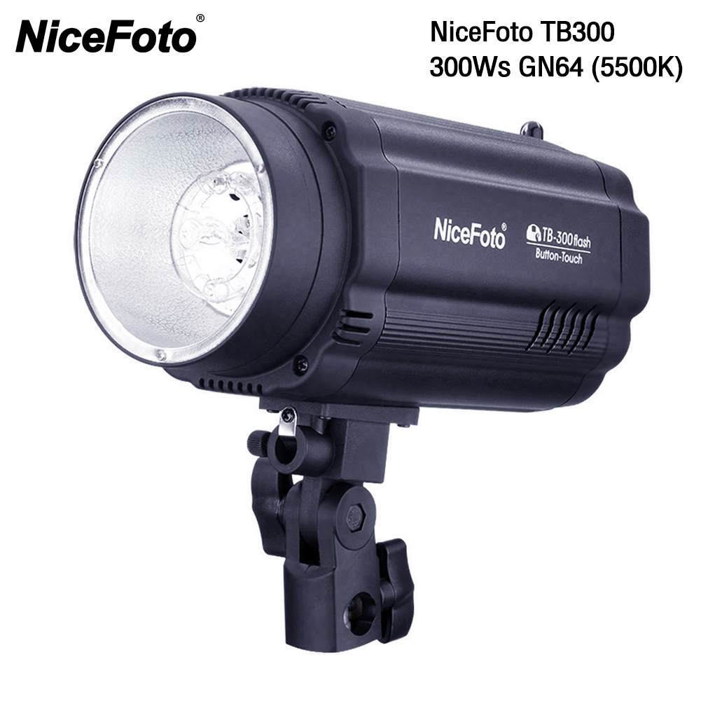 ชุดไฟสตูดิโอ NiceFoto Mini Studio Flash Kit KT-TB502 (TB300 300Ws)