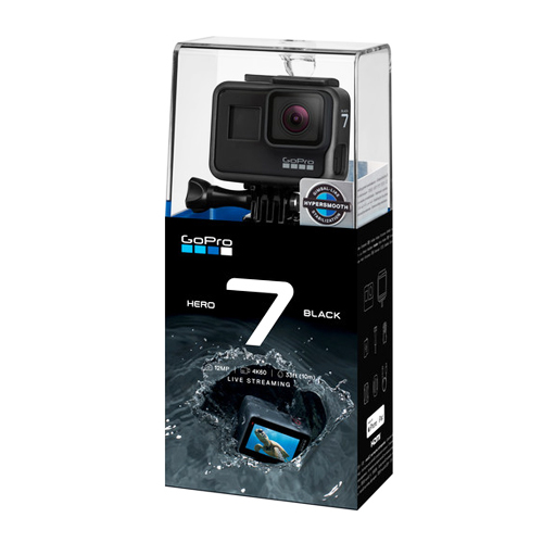 GoPro Hero 7 Live Streaming Black