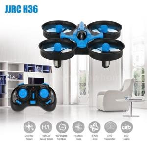 JJRC H36 2.4Ghz 4CH Drone 6-Axis GYRO RC Quadcopter