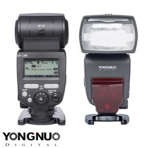 FLASH YONGNUO YN685 GN60 2.4G System ETTL HSS for NIKON (Built-in Trigger)