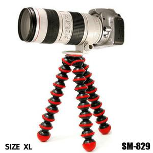 Flexible DSLR Video Camera Octopus Flexi Tripod SM-829 (XL)