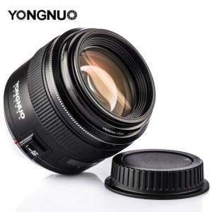 Lens Yongnuo YN 85mm F/1.8 for Canon EF