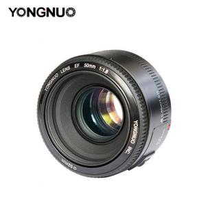 Lens Yongnuo YN 50mm f1.8 for Canon EF