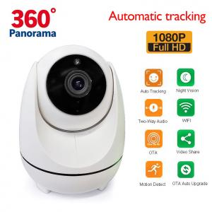 IP CAMERA GA-M5029Y Automatic tracking Wi-Fi 360° (2.0MP)